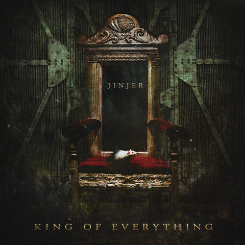 Jinjer - King Of Everything (LP, Limited)