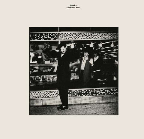 Sparks ‎– Terminal Jive (LP, Ltd White Vinyl + CD)