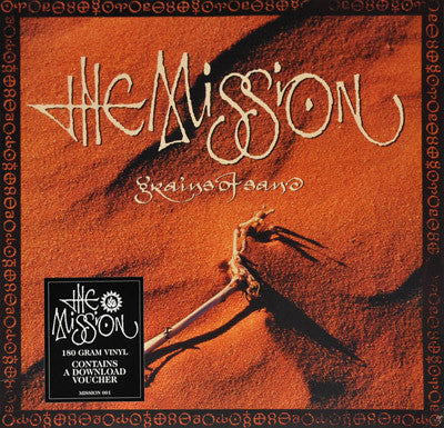 The Mission ‎- Grains Of Sand (LP)