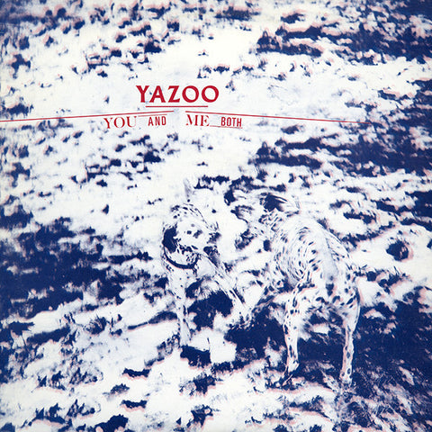 Yazoo - You And Me Both (LP, Remastered, 180g Vinyl)