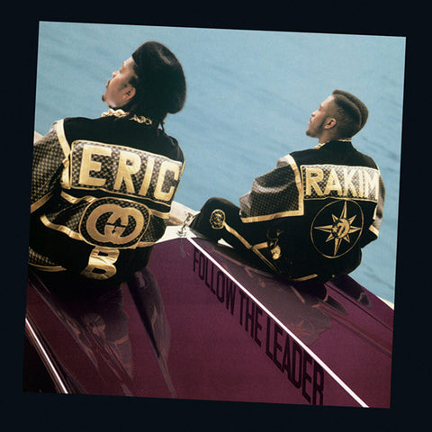 Eric B. & Rakim - Follow The Leader (2xLP)