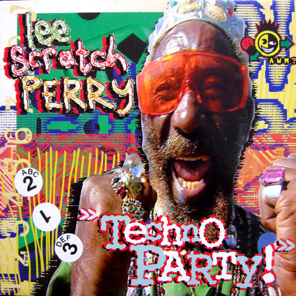 "Lee ""Scratch"" Perry - Techno Party (LP)"