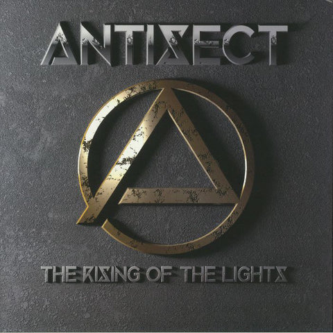 Antisect - The Rising of the Lights (LP)