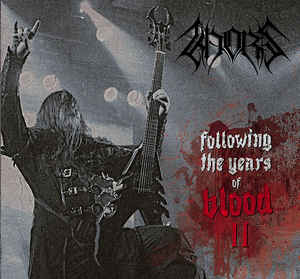 Khors - Following The Years Of Blood II (2xCD + DVD, Ltd.)