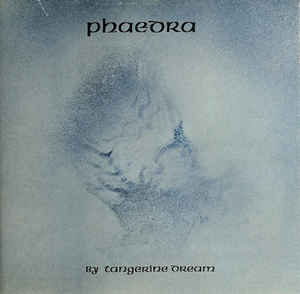 Tangerine Dream - Phaedra (CD, Remastered + Bonus tracks)