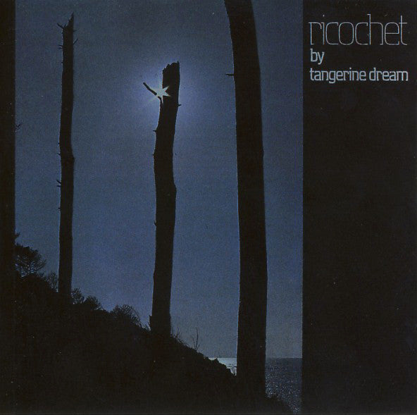 Tangerine Dream - Ricochet (CD, Remastered + Bonus tracks)