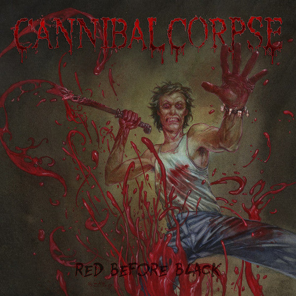 Cannibal Corpse - Red Before Black (2xCD)