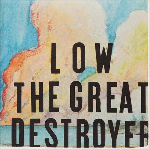 PREORDER - Low - The Great Destroyer (2xLP)