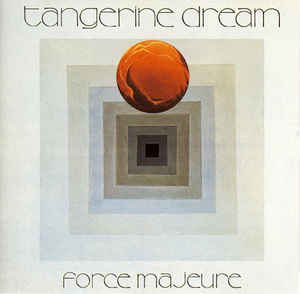 Tangerine Dream - Force Majeure (CD, Remastered + Bonus tracks)