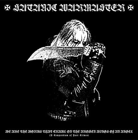 Satanic Warmaster - We Are The Worms That Crawl On The Broken Wings Of An Angel (2xLP)