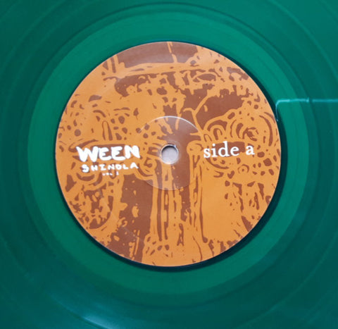 Ween - Shinola Vol. 1 (LP, 180g green transparent vinyl)