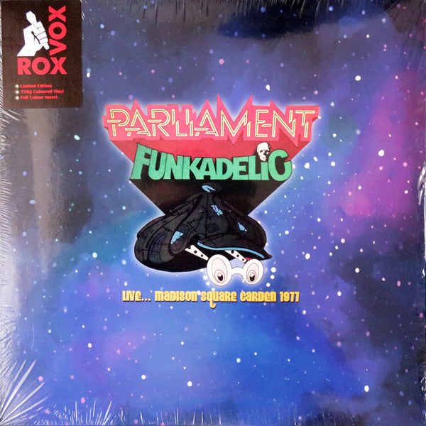 Parliament / Funkadelic - Live... Madison Square Garden 1977 (LP)