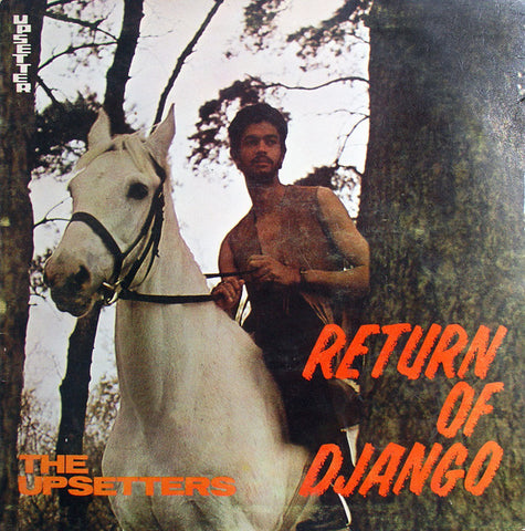 Upsetters - Return Of Django (LP, Orange vinyl)