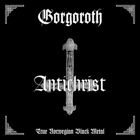 Gorgoroth - Antichrist (LP, Ltd. Red Vinyl)