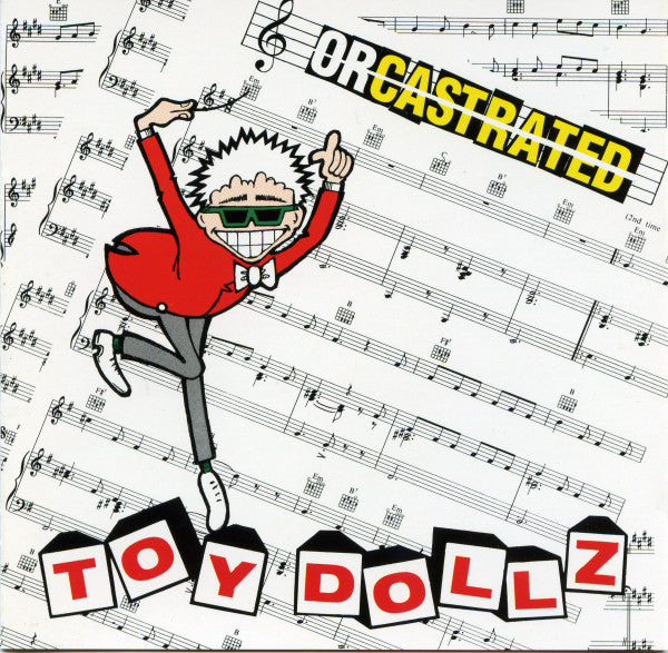Toy Dolls - Orcastrated (CD, Digipak)