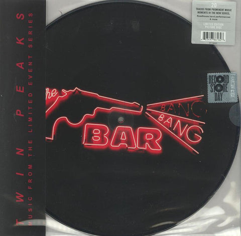 Various - Twin Peaks: Music From The Limited Event Series (2xLP, Picture Discs)