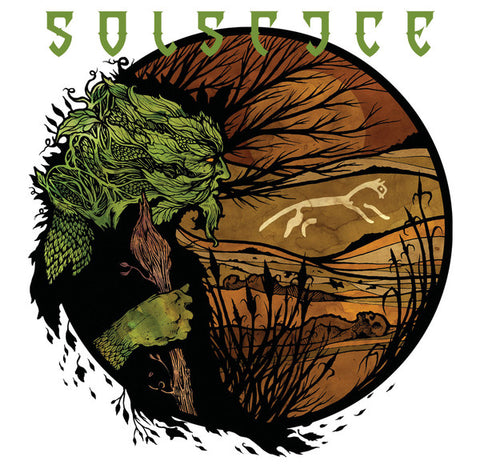 Solstice - White Horse Hill (LP, deluxe gatefold)