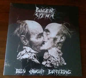 Pungent Stench ‎– Been Caught Buttering (LP, Grey Vinyl)