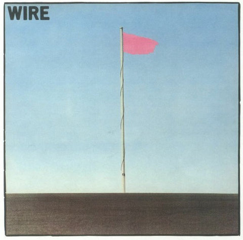 Wire - Pink Flag (LP)