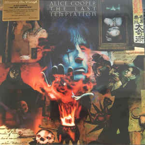 Alice Cooper ‎- The Last Temptation (LP)