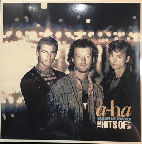 A-ha - Headlines And Deadlines - The Hits of A-ha (LP)