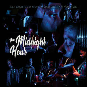 Ali Shaheed Muhammad + Adrian Younge ‎– The Midnight Hour (2xLP)