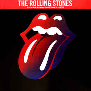 The Rolling Stones - Studio Albums Vinyl Collection 1971-2016 (15xAlbums, Half Speed Rem. + Original Inserts)