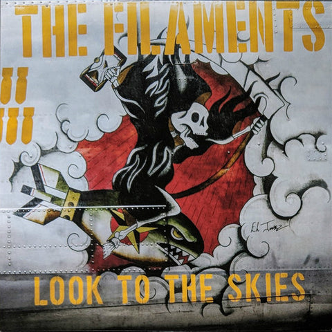 Filaments - Look To The Skies (LP, mustard vinyl)