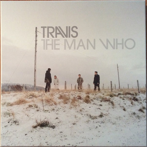Travis - The Man Who (LP, 2019 reissue)