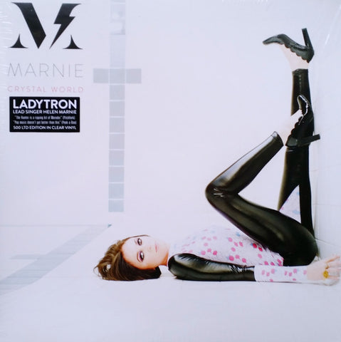 Marnie - Crystal World (2xLP, Ltd Clear Vinyl)