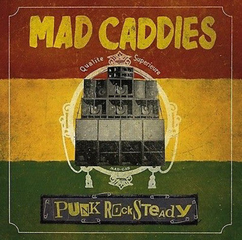 Mad Caddies - Punk Rocksteady (LP)