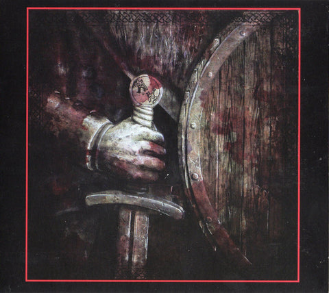 Runespell - Order Of Vengeance (CD, digipak)