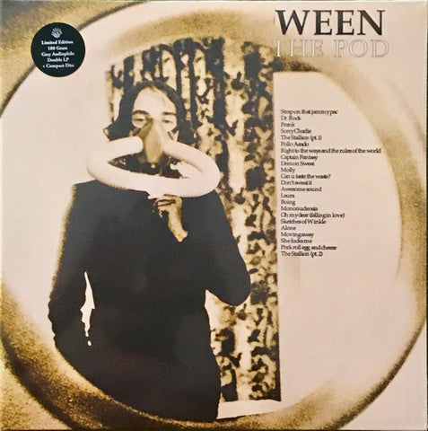 Ween - The Pod (2xLP, Grey Marble Vinyl + CD)