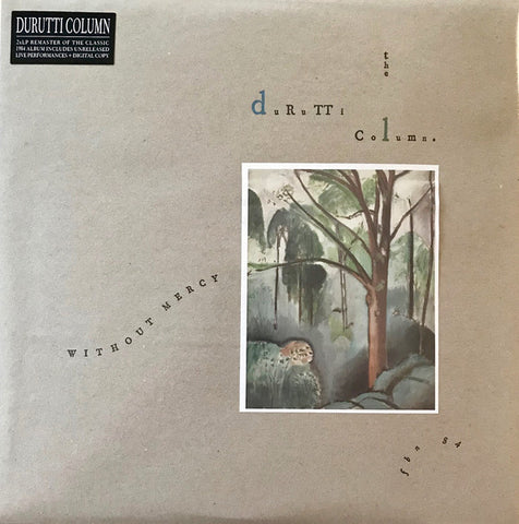 The Durutti Column ‎– Without Mercy (2xLP)