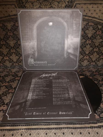 "Azelisassath - Past Times of Eternal Downfall (12"" EP)"