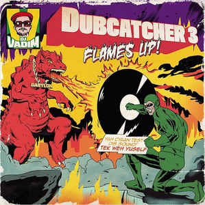 DJ Vadim - Dubcatcher 3: Flames UP! (2xLP)