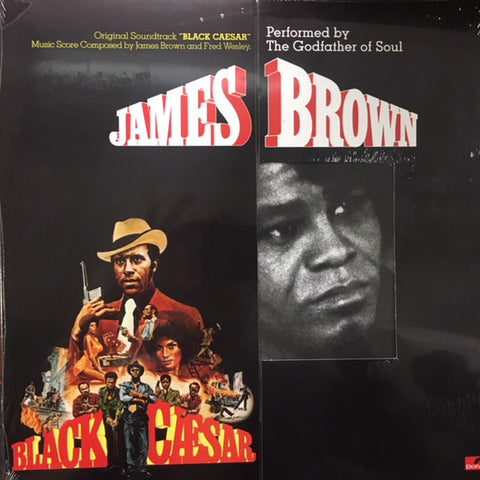 James Brown - Black Caesar (LP)