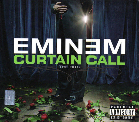 Eminem - Curtain Call: The Hits (2xLP)