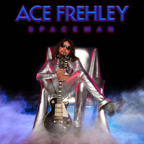 Ace Frehley ‎- Spaceman (LP, Violet Vinyl + CD)