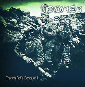 Jowisz - Trench Rat's Banquet II (CD, Digipak)