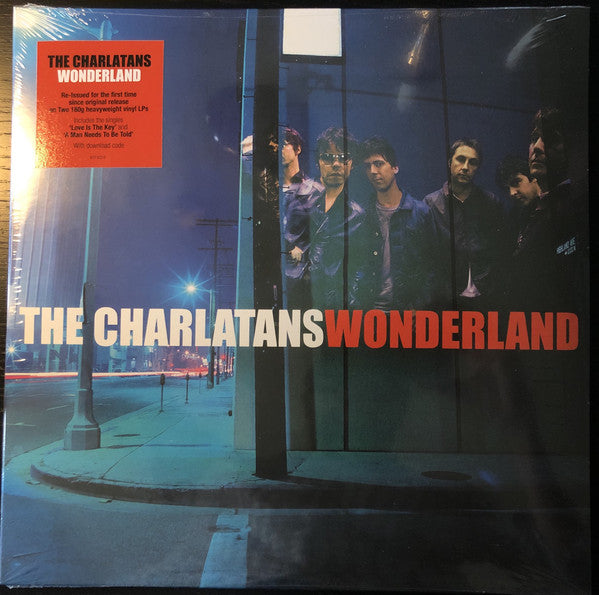 The Charlatans - Wonderland (2xLP)