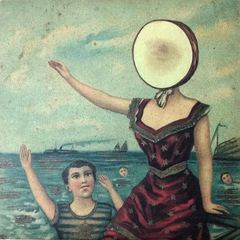 Neutral Milk Hotel - In The Aeroplane Over The Sea (LP, 180g Vinyl)