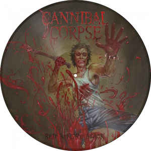 Cannibal Corpse - Red Before Black (LP, Ltd. Picture Disc w/ poster)