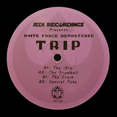 "Trip - Kniteforce Remastered: Trip (12"")"