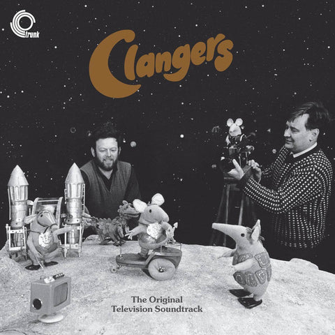 Vernon Elliot - The Clangers (LP)