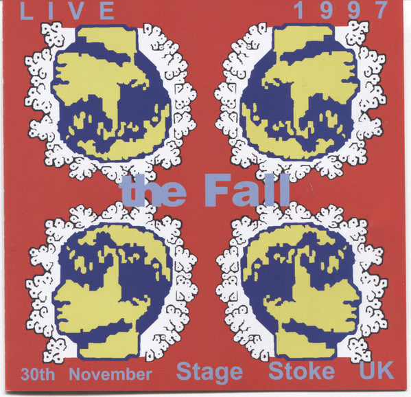 Fall, The - Live 1997 30th November Stage Stoke UK (CD)