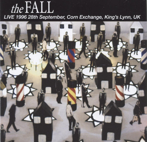 Fall, The - Live 1996 28th September, Corn Exchange, King's Lynn, UK (CD)
