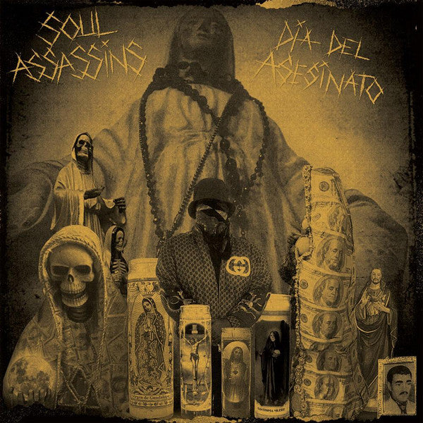 Soul Assassins, the - Dia Del Asesinato (LP)