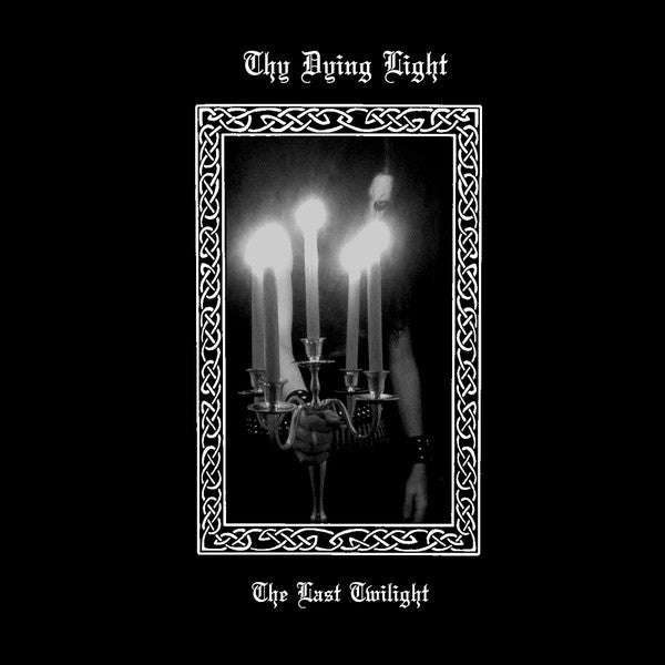 Thy Dying Light - The Last Twilight (LP, Single Sided)