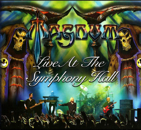 Magnum - LIve at the Symphony Hall (2xCD, Digipak)